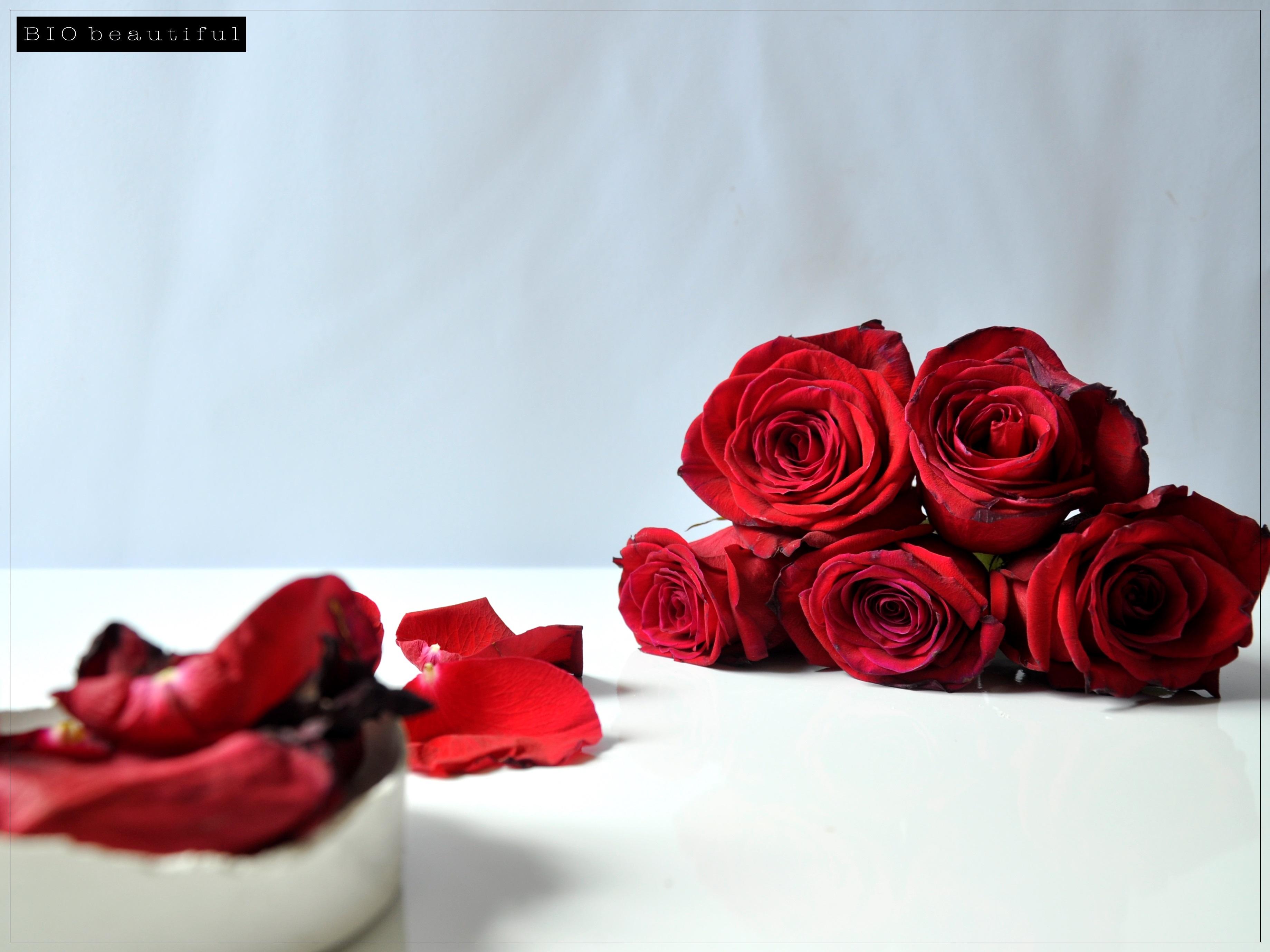 Rose Fai Da Te idea regalo fai da te: sali da bagno alle rose